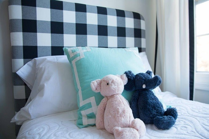 DIY Upholstered Headboard Ideas for Kids!