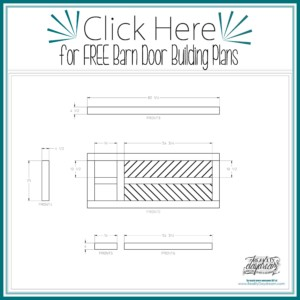 Supplies Needed For Building A Sliding Barn Door