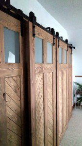 How to build a sliding barn door Stepbystep Instructions