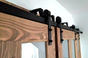 Installing Sliding Barn Door Hardware