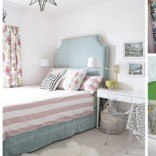 Upholstered Headboard Ideas for Kids!