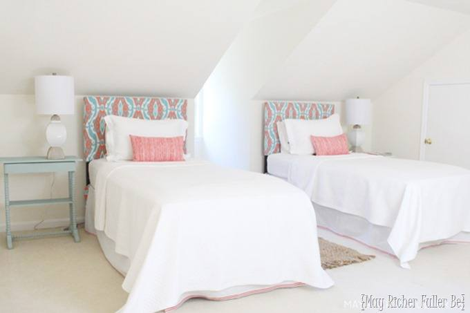 Upholstered Twin Headboards