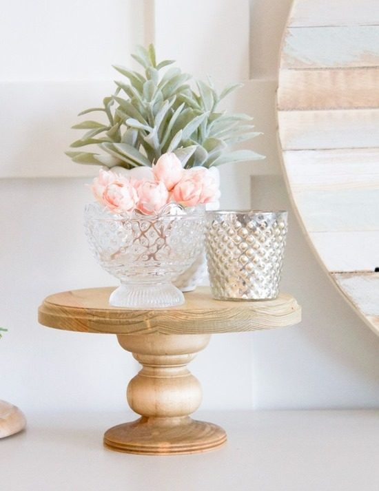 Beautiful and Creative DIY Cake Stands and Cupcake Stands