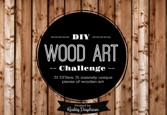 DIY Wood Art Challenge
