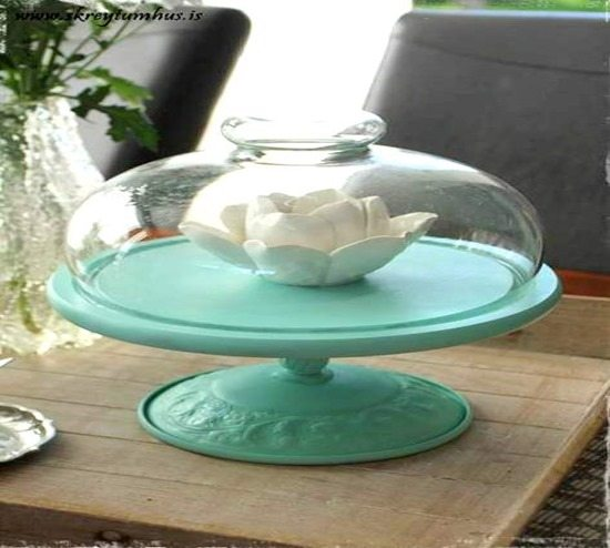 Ideas for DIY Cake Stands