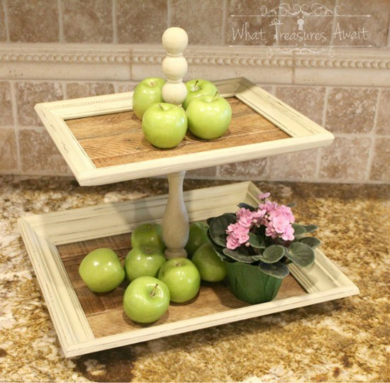 Unique and creative ideas for DIY Cupcake Stands