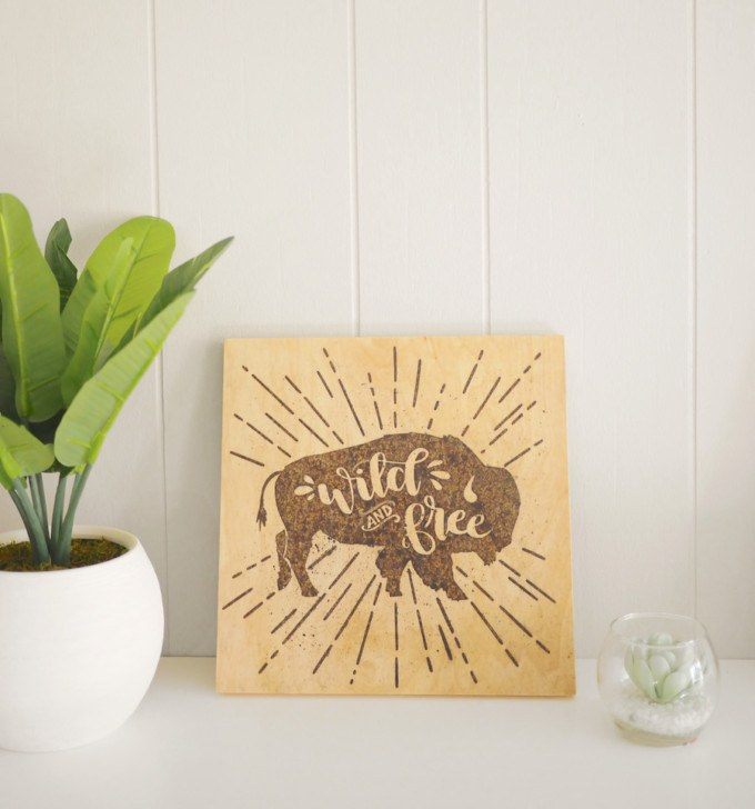 Wood Wall Art Challenge Roundup - Reality Daydream