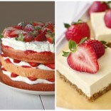 16 Mind-Blowing Strawberry Cake Recipes!
