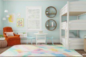 Kids' Room – The Triple Bunk