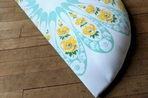Kids Upholstered Headboard Tutorial