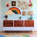 Little Girls' Room Reveal
