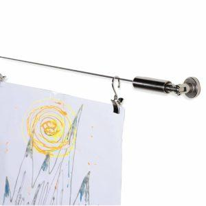 Wire Curtain Rod For Cunk Bed Curtains Reality Daydream