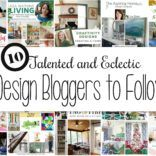 10 Creative Bloggers to Follow!